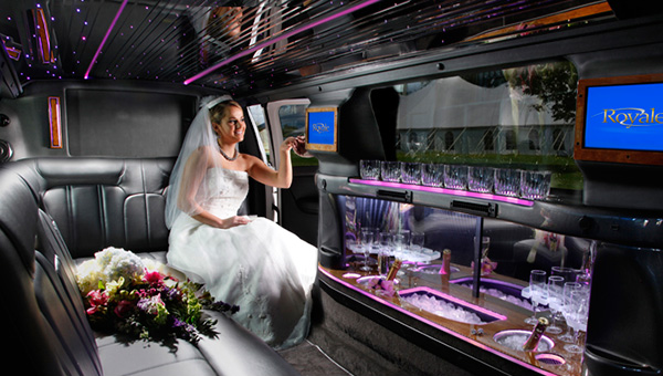Chicago Wedding Limo Near Me