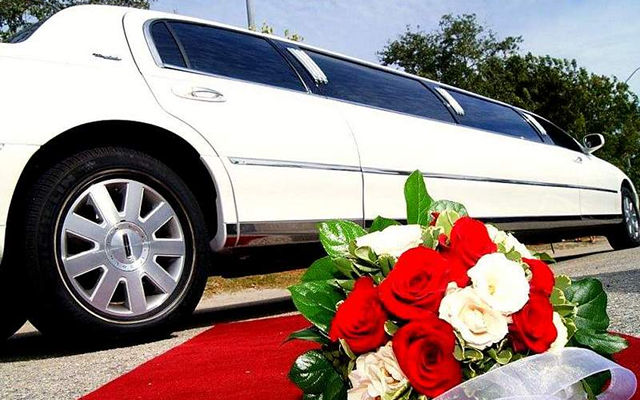 Chicago Wedding Limousine