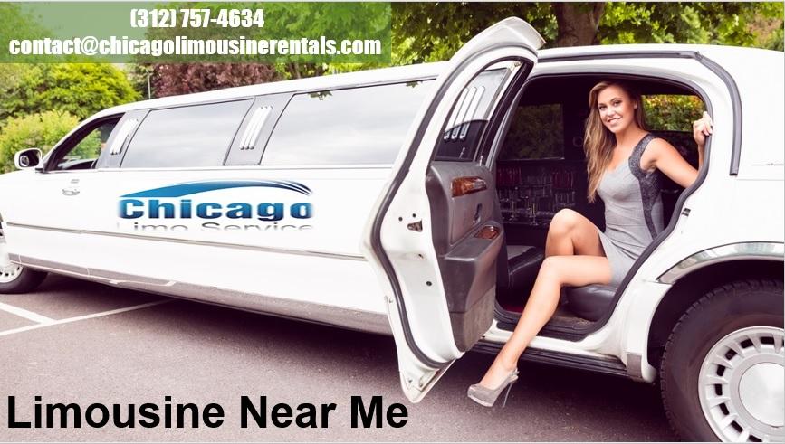Limousine Service Near Me