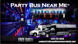 Chicago Party Bus Near Me