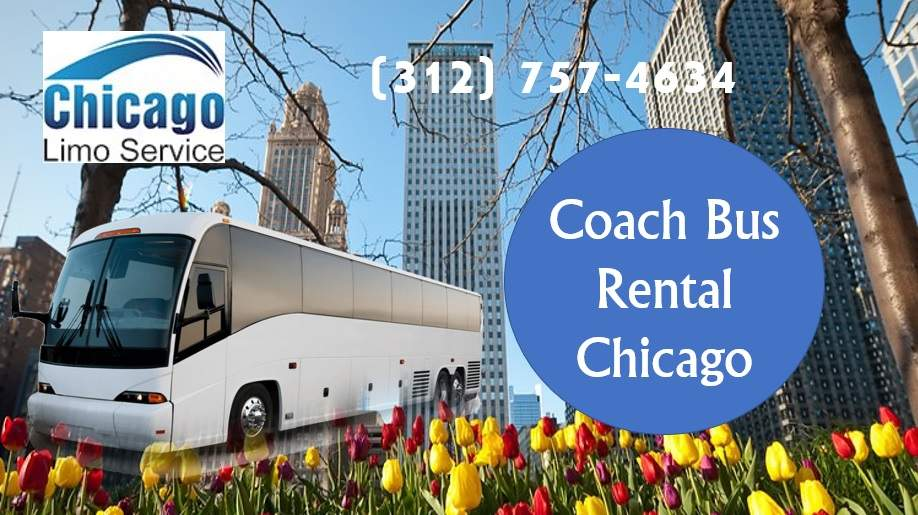 Coach Bus Rentals Chicago