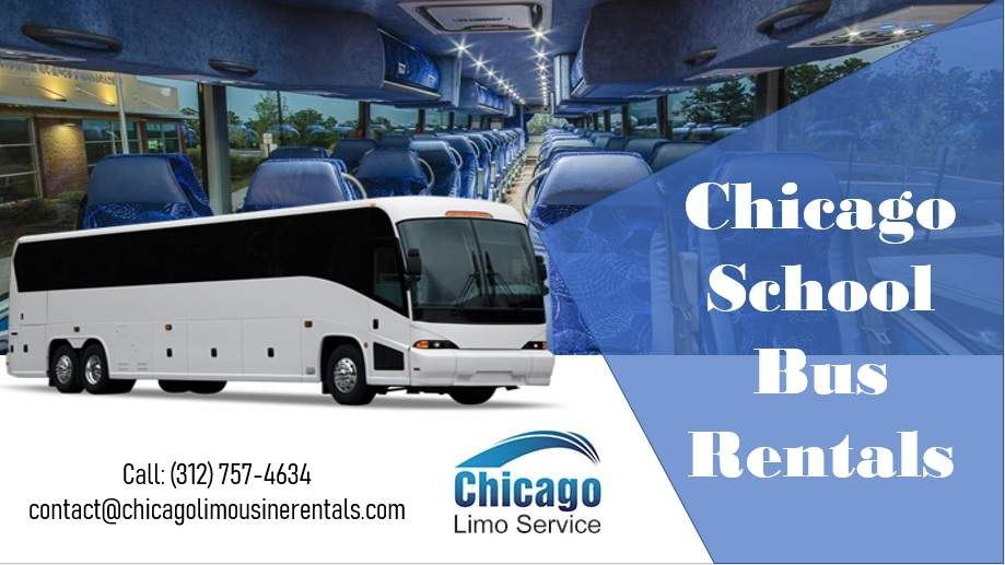 Chicago School Bus Rental