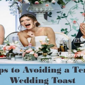 What Not to Say While Toasting at a Wedding