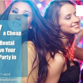 Cheap Party Bus Rental Near Chicago