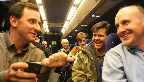 Mini Coach Bus Rentals Chicago