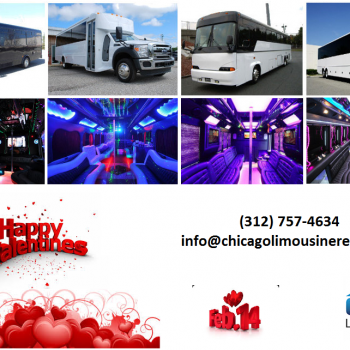 Party Buses For Rent Valentine Day