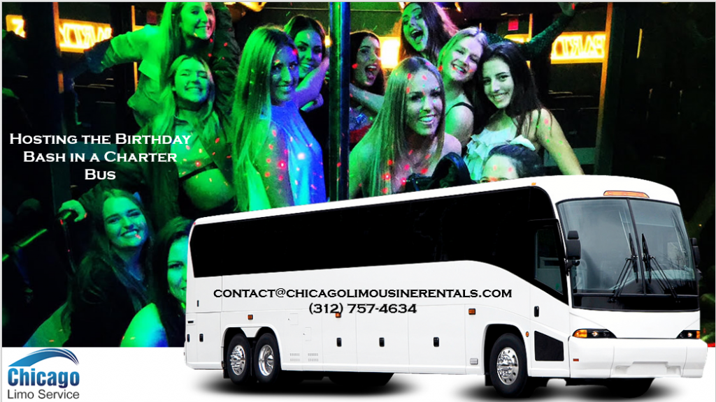 Charter Bus Rental Chicago