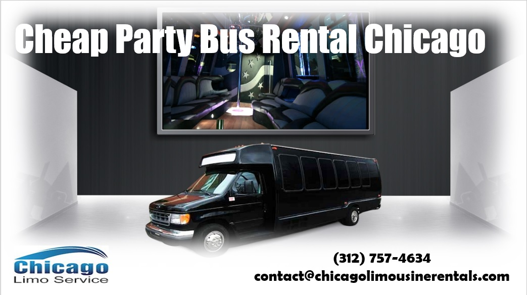 Cheap Party Bus Rental Prices